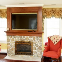 Custom Built Residential Fireplaces