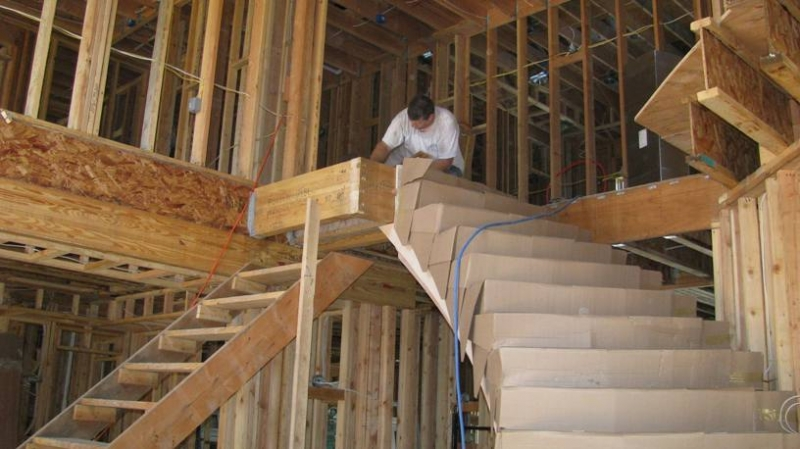 Remodel Renovate New Stairway Construction Bergen County Nj