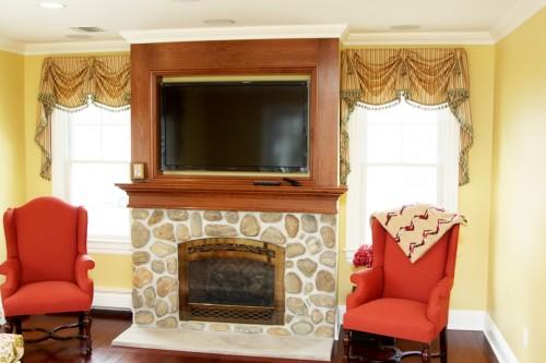 Fireplaces Remodel Renovate Custom Built