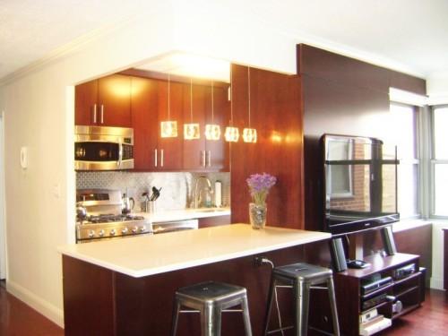 Manhattan NYC Co-op Kitchen Remodel
