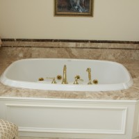 Custom Built Residential Bathrooms