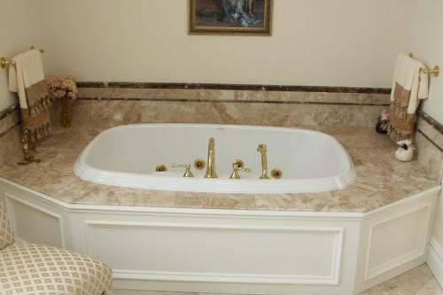 Custom Built Residential Bathrooms