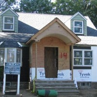 Remodeled Home Construction