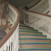 Custom Built Residential Stairways