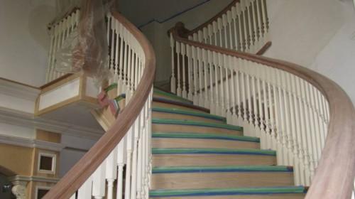 Custom Built Residential Stairways